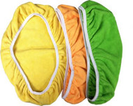 8x15 Yellow Microfiber Mop Cover