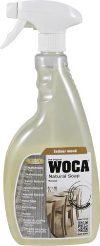 Woka Natural Soap Wood Spray