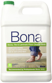 Bona   1 Gallon Stone Tile Laminate Floor Cleaner Refill