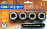 "Slipstick 1-1/4"" Chocolate Grippers 8pc. (CB325)"
