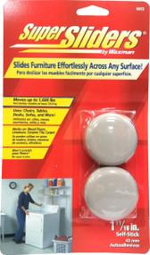 "Waxman 1-11/16"" Peel n Stick Furniture Super Sliders"