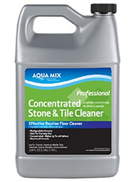 Aqua Mix 32oz Stone & Tile Cleaner Concentrate