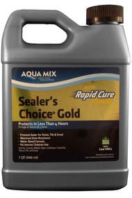 Aqua Mix 32oz Sealers Choice Gold Ami