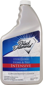 Black Diamond 32oz Intensive Stone & Tile Cleaner Concentrate