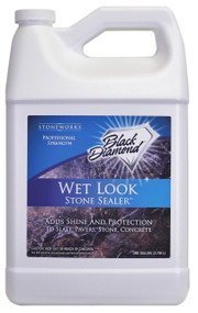 Black Diamond 1 Gallon Wet Look Stone Sealer