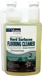 Shaw Hard Surfaces Floor Cleaner Concentrate 32oz R2X