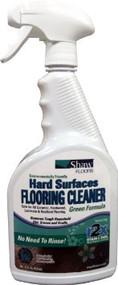 shaw spray floor cleaner natural formula