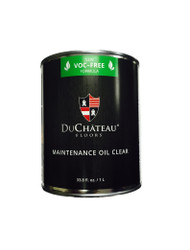 Duchateau ® Clear Maintenance Oil 33.8 fl.oz / 1 Liter