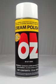 Mohawk 6-13oz OZ Aerosol Cream Polish