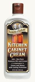Parker & Bailey 8 oz Kitchen Cabinet Cream Bottle