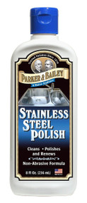 Parker & Bailey 8 oz Stainless Steel Polish