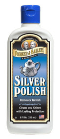 Parker & Bailey 8 oz Silver Polish Bottle