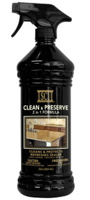 SCI 22oz Clean & Preserve Cleaner