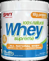 100% Natural Whey Supreme Protein Powder
