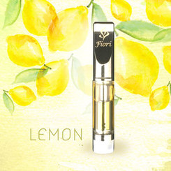 Fiori Pure CBD Vape Cartridge - Lemon