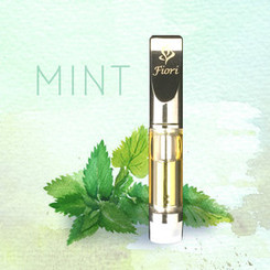 Fiori Pure CBD Vape Cartridge - Mint