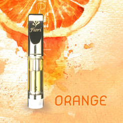 Fiori Pure CBD Vape Cartridge - Orange