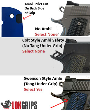 Ambi Safety Option