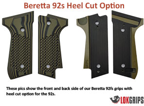 92s Heel Cut Option