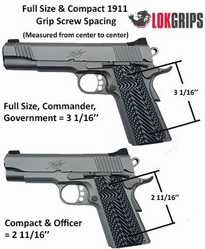 Compact or Full Size Grips?