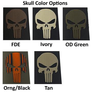 Punisher Skull Color