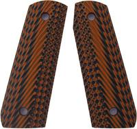Ruger 22/45 Spec Ops Orange Black G10