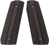 Ruger 22/45 Spec Ops Brown Black G10