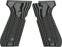 Beretta 92 Bogies Grey Black G10