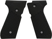 Beretta 92 Bogies Black G10