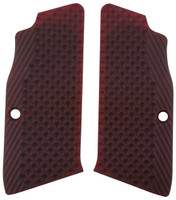 Tanfoglio Thin Bogies Blood Red G10