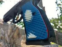 CZ Shadow 2 Palm Swell  Red White & Blue