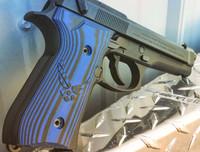 Beretta 92 Engraved USAF