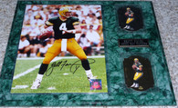 BRETT FAVRE Autographed 8x10 Green Bay Packers photo 1997 Upper Deck SA 12 Cards