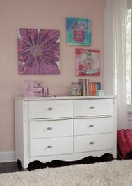 Exquisite White Dresser