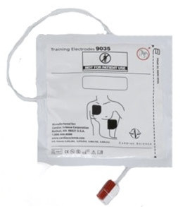 Powerheart Adult Defibrillation Training Electrode for G3