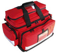 Trauma Bag (Large)  - Rescuer brand.