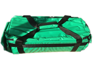 Trauma Bag, First Responder, Oxygen Resuscitation bag, All Impervious material - Medsunline Brand