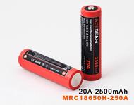 Acebeam ARC18650H-250A IMR High Drain Li-Ion rechargeable battery
