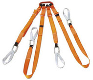 Lifting Harness for Toboga stretcher -CERTIFIED- includes carabiners (M-16100-005) ME.BER