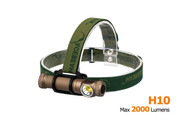 Acebeam H10 Headlamp (Black) CREE MT-G2 Neutral White 1*18650