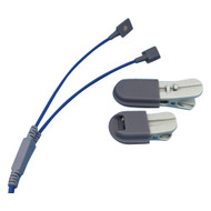 SpO2 sensor, Adult Y Ear & Finger clip,  3m, Hyp 7 pin ( Y Cable) Ohmeda Tuffsat compatible with TS-F4-H & TS-E4-H - Solaris brand.