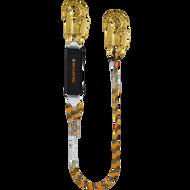 Lanyard Single leg Kernmantle rope with 16kN Steel snap hooks Skylotec