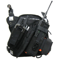 RCP-1 Pro Radio Chest Harness