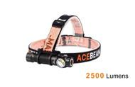 Acebeam H15 LED Headlamp - Black - 6500K