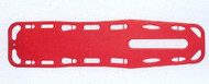 Rescuer Type 02 Spine Board with pins