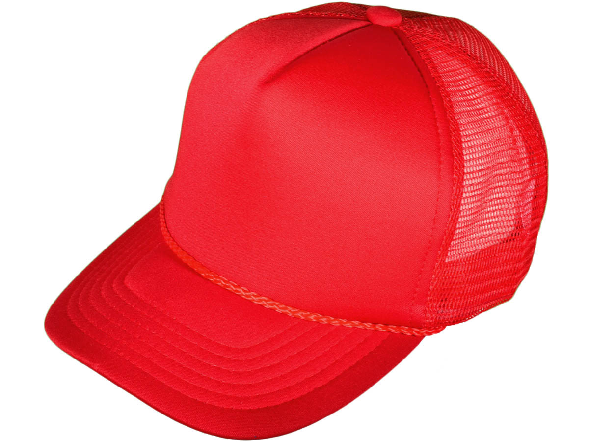 Donald Trump S Red Rope Trucker Hat Is Back In Stock