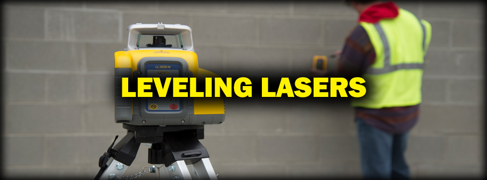 Leveling Lasers
