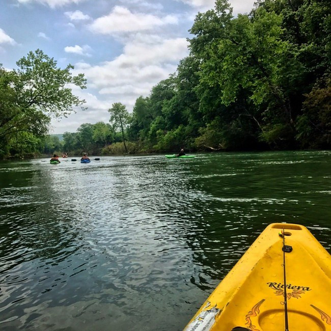 Eleven Point River Kayak Trip