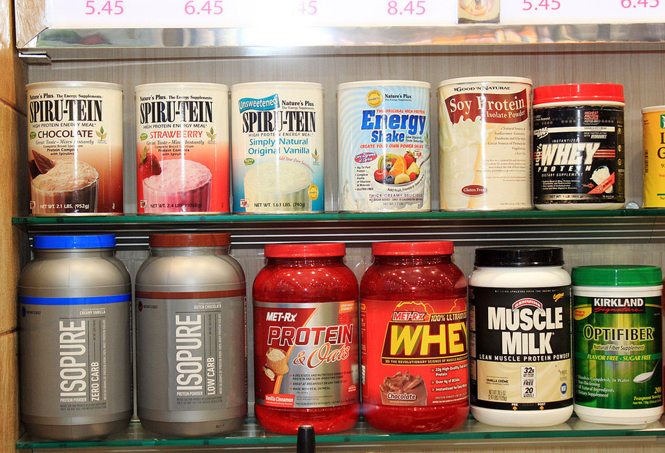 Protein powder - Why, When and Which.