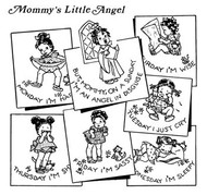 Aunt Martha's #3917 Mommy's Little Angel